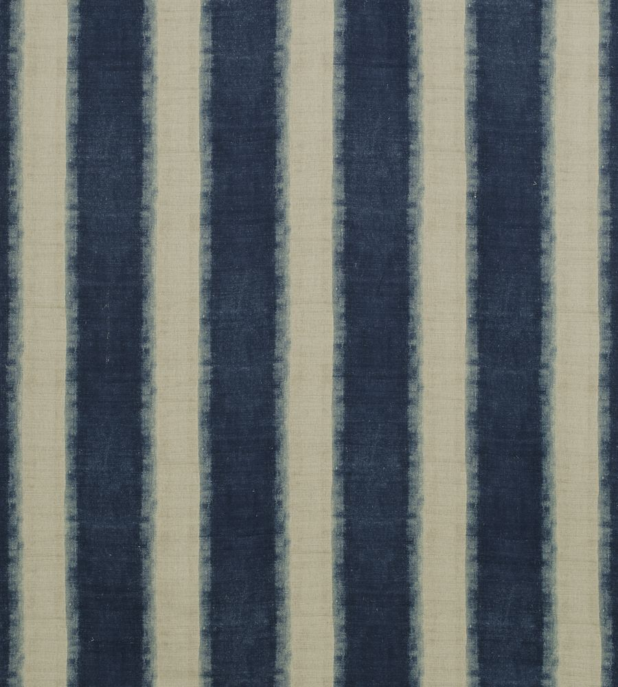 Andrew Martin Minh Stripe Midnight textil - Paisley Home