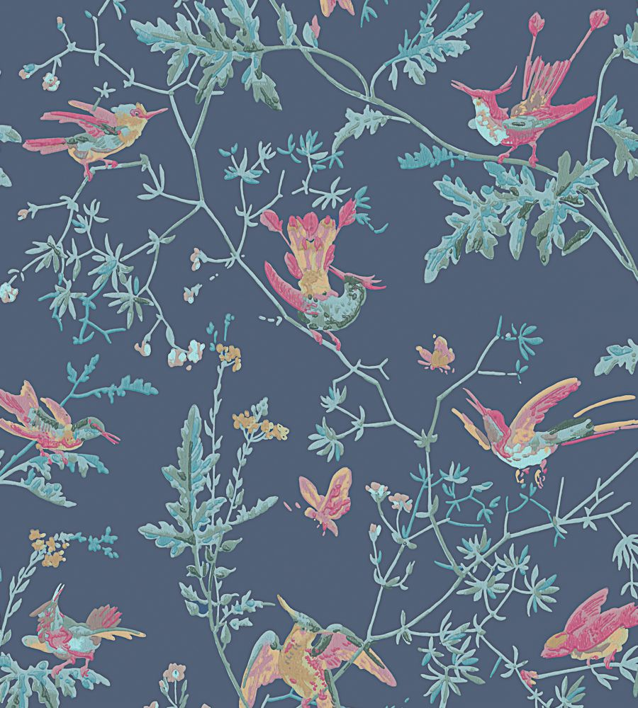 Cole and Son Hummingbirds 100-14068 tapéta - Paisley Home