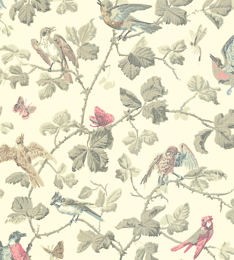 Cole and Son Winter Birds 100-2009 tapéta - Paisley Home