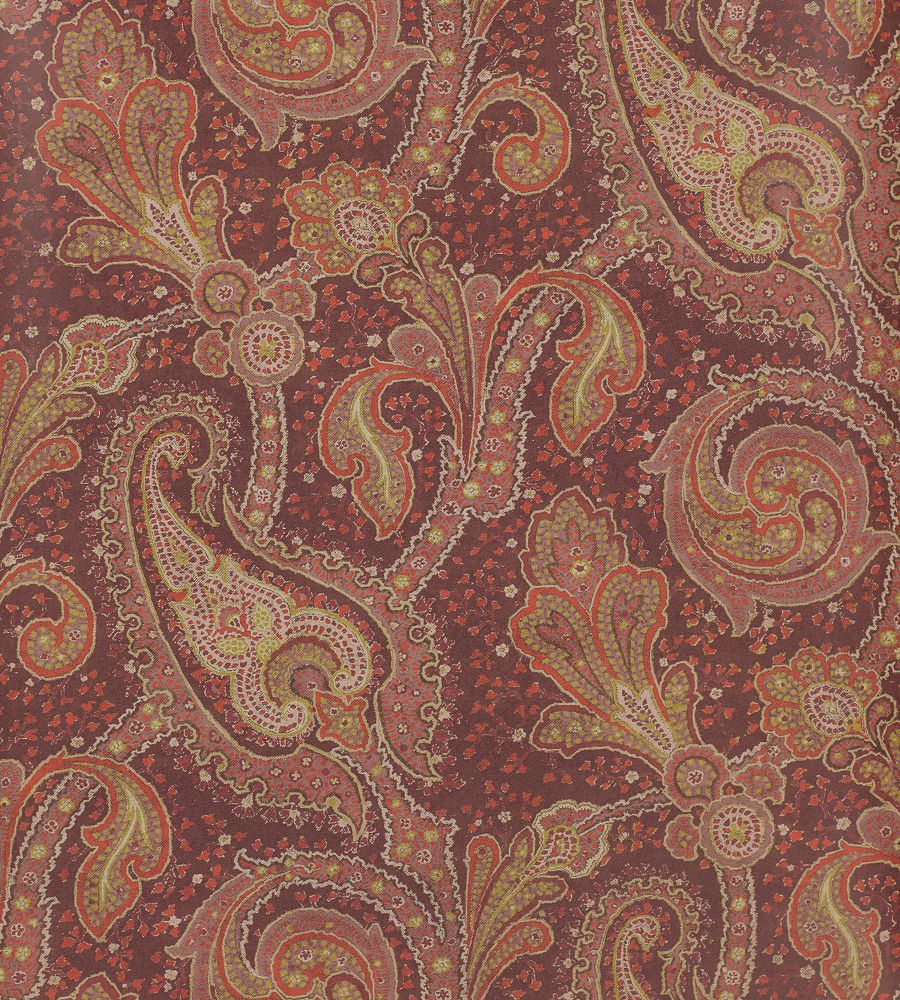 Colefax and Fowler Cornelius Chocolate tapéta - Paisley Home