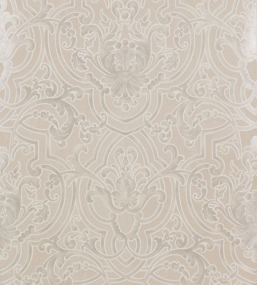 Colefax and Fowler Fretwork Ivory tapéta - Paisley Home