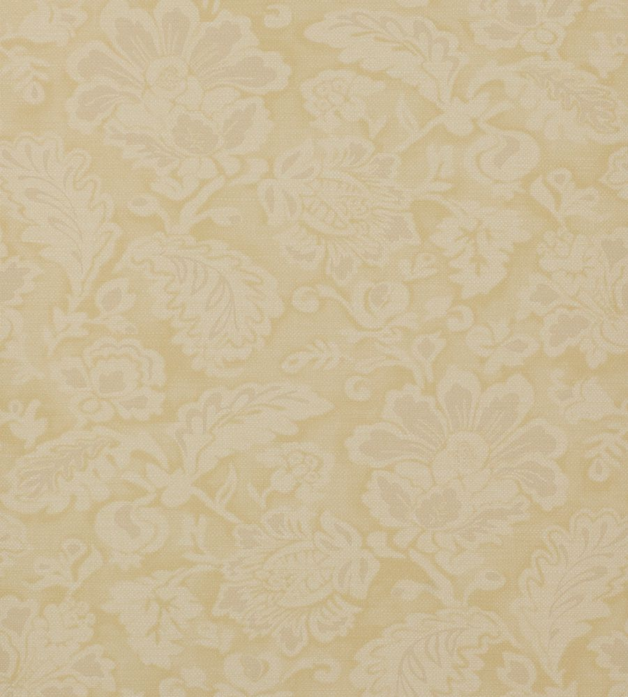 Colefax and Fowler Ruskin Yellow tapéta - Paisley Home