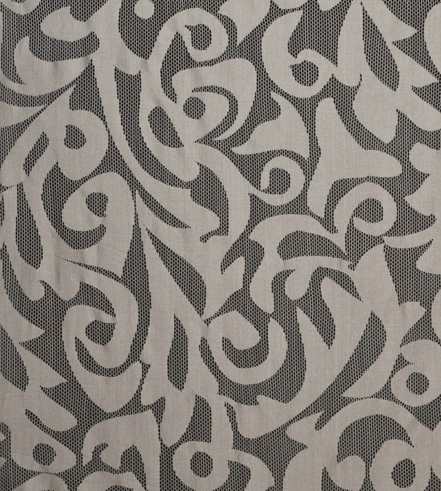 MYB Textiles Large Jane Taupe textil - Paisley Home