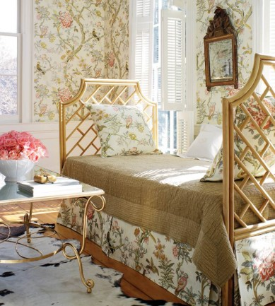 Thibaut Papagayo Beige F96063  textil - Paisley Home