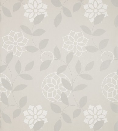 Anna French Barafundle Grey tapéta - Paisley Home