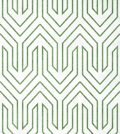Anna French Colburn Chevron Green tapéta