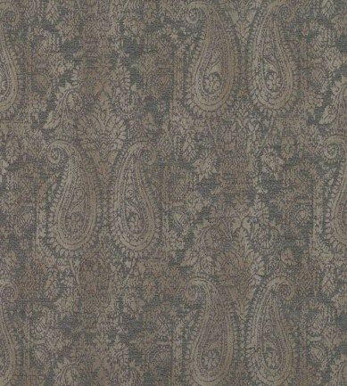 Black Edition Amritsar Doeskin textil - Paisley Home