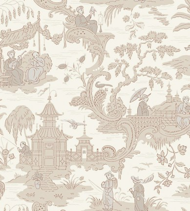 Cole and Son Chinese Toile 100-8039 tapéta - Paisley Home