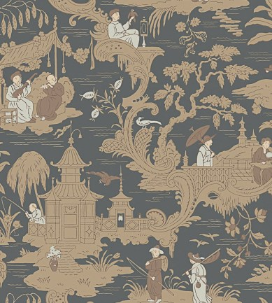 Cole and Son Chinese Toile 100-8040 tapéta - Paisley Home