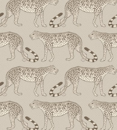 Cole and Son Leopard Walk 109-2012 tapéta - Paisley Home