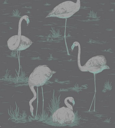 Cole and Son Flamingos 95-8048 tapéta - Paisley Home