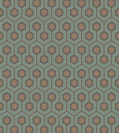 Cole and Son Hicks' Hexagon 95-3018 tapéta - Paisley Home