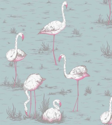 Cole and Son Flamingos F111/3010 textil - Paisley Home