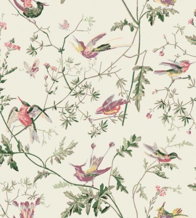 Cole and Son Hummingbirds F62/1001 textil - Paisley Home