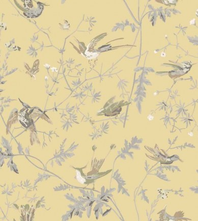 Cole and Son Hummingbirds Silk F111/1001 textil - Paisley Home