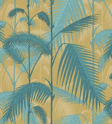 Cole and Son Palm Jungle F111/2003LU textil - Paisley Home