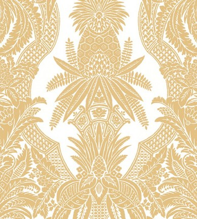 Colony East India Oro tapéta - Paisley Home