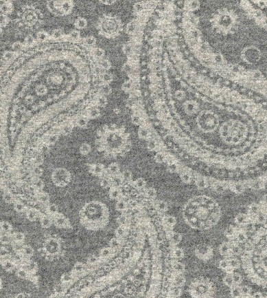 Ian Mankin Beverley Grey textil - Paisley Home