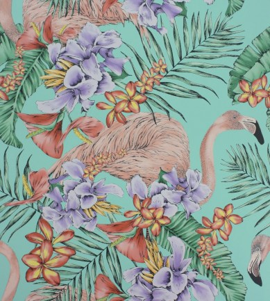 Matthew Williamson Flamingo Club W6800-01 tapéta - Paisley Home