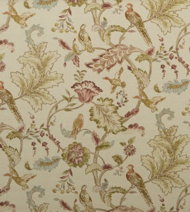 Mulberry Home Early Birds Natural textil - Paisley Home
