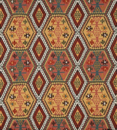 Mulberry Home Buckland Spice textil - Paisley Home