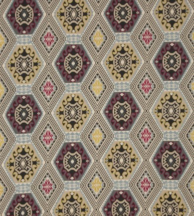 Mulberry Home Magic Carpet Woodsmoke textil - Paisley Home