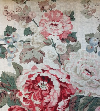 Mulberry Home Floral Bouquet Soft Pink-Lovat textil - Paisley Home