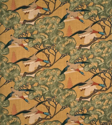 Mulberry Home Flying Ducks Sand textil - Paisley Home