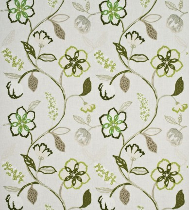 Mulberry Home Melrose Leaf-Ivory textil - Paisley Home