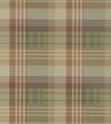 Mulberry Home Mulberry Ancient Tartan Mulberry tapéta - Paisley Home