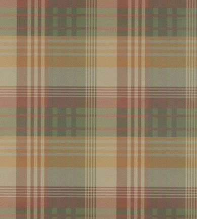 Mulberry Home Mulberry Ancient Tartan Spice tapéta - Paisley Home
