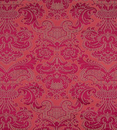 Nobilis Brocatello Rose Anemone textil