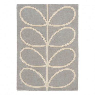 Orla Kiely Giant Linear Stem Grey szőnyeg - Paisley Home