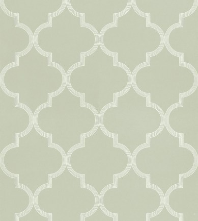 Sandberg Gaston Light Green tapéta - Paisley Home