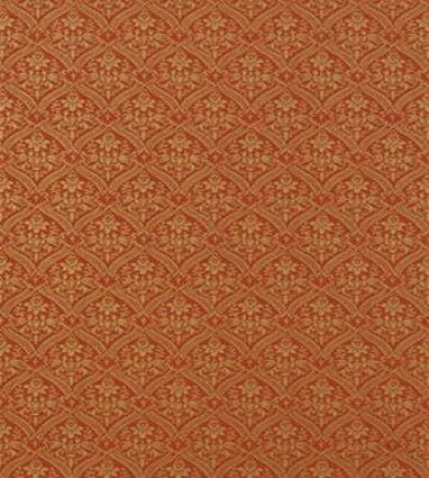 Thibaut Thomas Metallic Gold on Red 839T6002  tapéta - Paisley Home