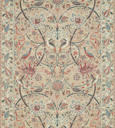 William Morris Bullerswood Spice-Manilla textil - Paisley Home