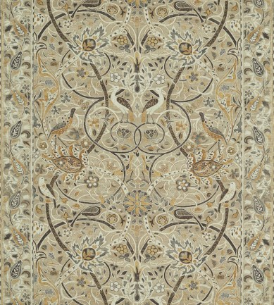 William Morris Bullerswood Stone-Mustard textil - Paisley Home
