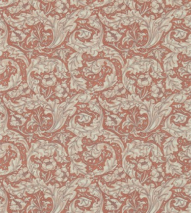 William Morris Bachelors Button Russet tapéta - Paisley Home