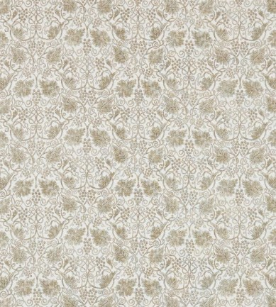 William Morris Grapevine Linen/Ecru textil - Paisley Home
