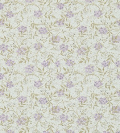 William Morris Jasmine Lilac/Olive tapéta - Paisley Home