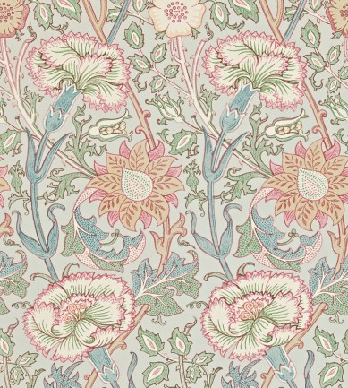 William Morris Pink & Rose Eggshell/Rose tapéta - Paisley Home