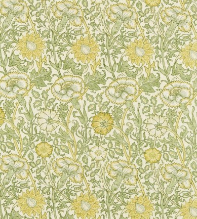 William Morris Pink & Rose Cowslip/Fennel textil - Paisley Home