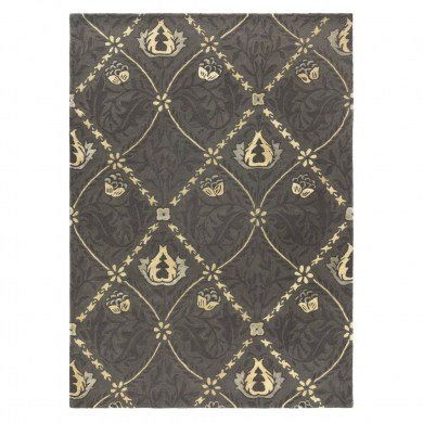 William Morris Pure Trellis Black Ink szőnyeg - Paisley Home