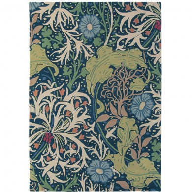 William Morris Seaweed Ink 28008 szőnyeg - Paisley Home