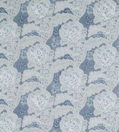 Zoffany Antheia Blue Stone textil - Paisley Home