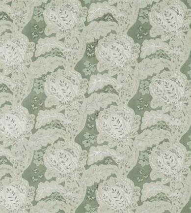 Zoffany Antheia Green Stone textil - Paisley Home