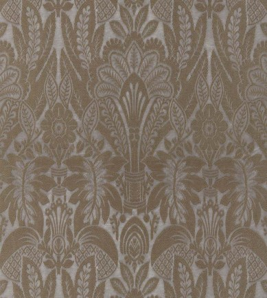 Zoffany Fitzrovia Antique Bronze textil - Paisley Home
