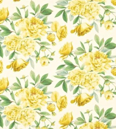 59880d368b Sárga bútorszövet | Paisley Home - sárga színű bútorszövetek és ...