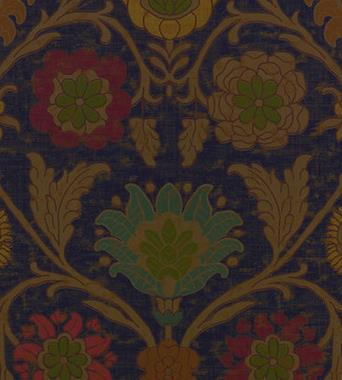 Thibaut Buccini Navy F96054  textil - Paisley Home
