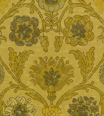 Thibaut Buccini Tobacco F96057  textil - Paisley Home